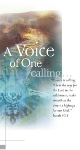 A Voice of One Calling Video Course