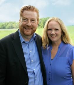 Carl and Sarah Anderson