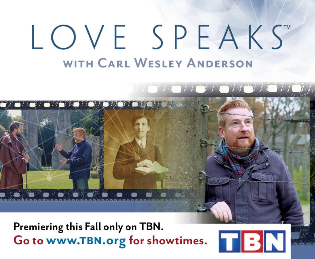 Love Speaks on TBN